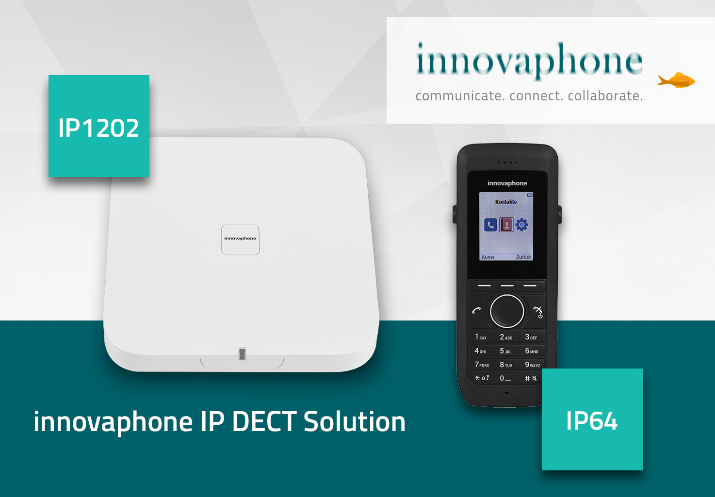 innovaphone Product of the month September 2020 IP64 IP1202 EN