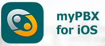 myPBX for iOS logo